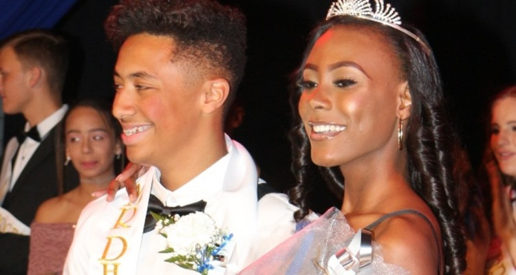 Mr & Miss DHPS 2019: Glitz and Glamour in the auditorium