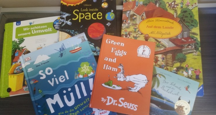 Great new books for our pre-school