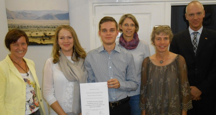 DHPS is awarded the Paul Peter Land - Prize 2017