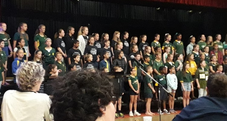 Choir Confidential: Bringing the DHPS choir class to the next level
