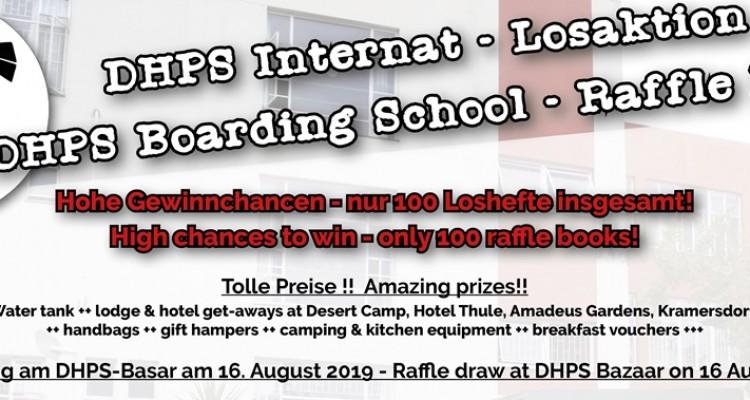 Losaktion 2019 des DHPS-Internats