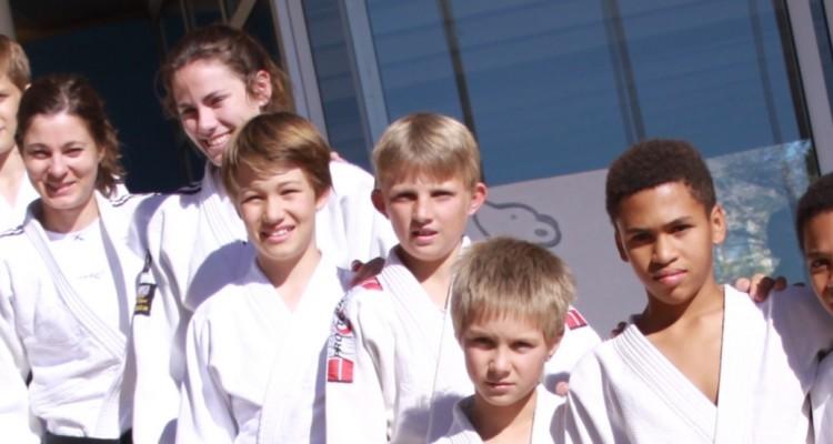 Daumen drücken für die DHPS-Judoka: South Africa Judo Open Championships