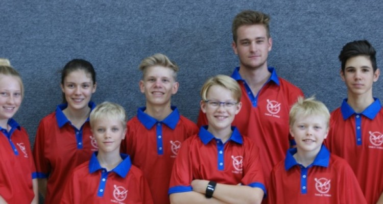 DHPS Contestants Successful in ITTF Table Tennis Tournament