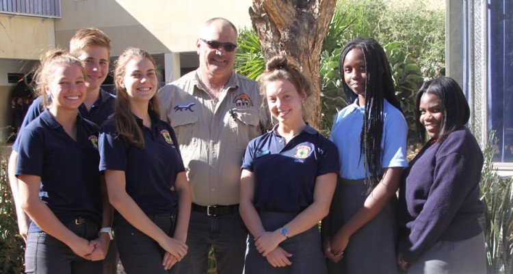 SRC donates for camelthorn tree project