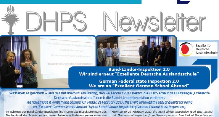 DHPS-Newsletter 03/2017