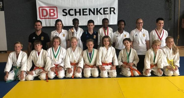 Small but fun Judo Easter Tournament