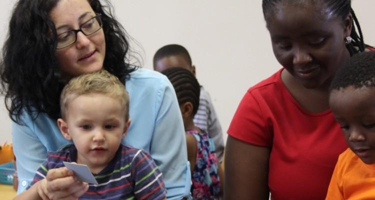 Kennenlerntage im DHPS-Kindergarten