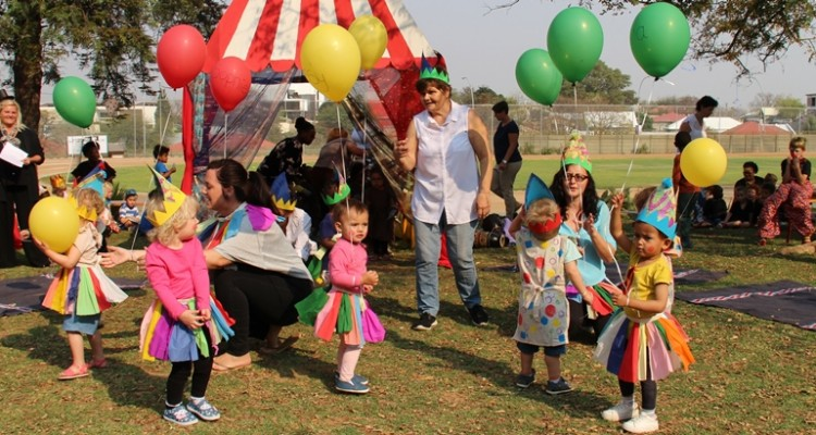 Come one, come all – Spring Festival at DHPS kindergarten