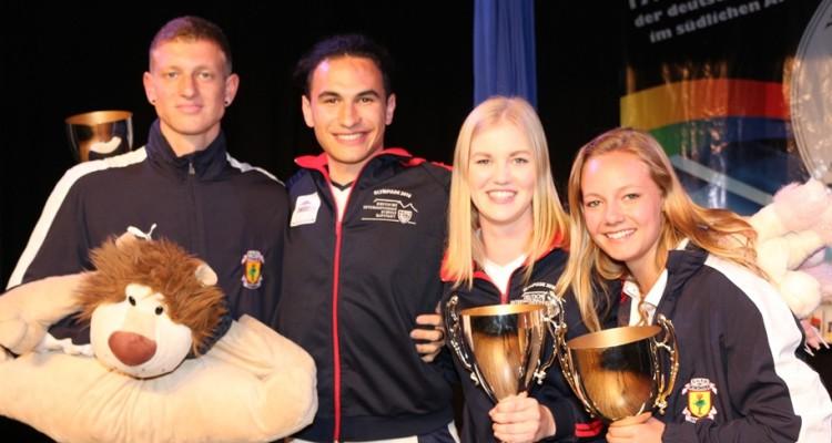 School Olympiad 2018: Festive closing ceremony of a successful sports event