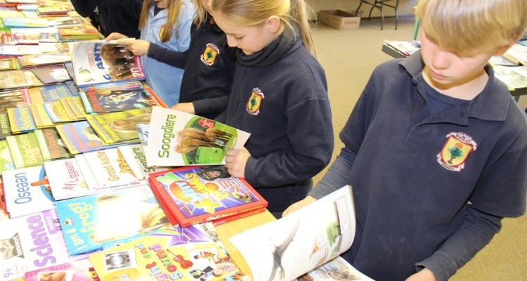 Book fair a great success