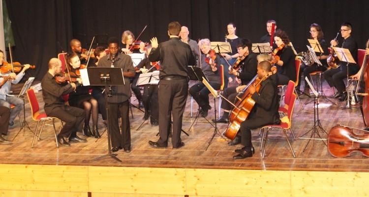 Gastkonzert des Namibischen Symphonieorchesters für unsere SchülerInnen
