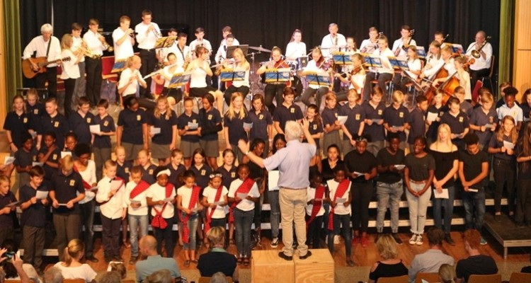 DHPS school concert a resounding success