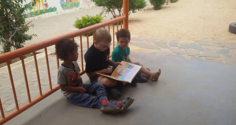 Reading project: Great stories from primary school for kindergarden